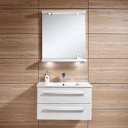 31 In. Wall-Mount Bathroom Vanity Set with Mirror (DK-606800)