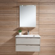 31 In. Wall-Mount Bathroom Vanity Set with Mirror (DK-603800)