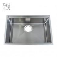 Stainless Steel Single Bowl Kitchen Sink (ALR2819-R10)