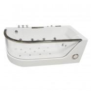 65 In Whirlpool Tub - Acrylic White (DK-Q323N)