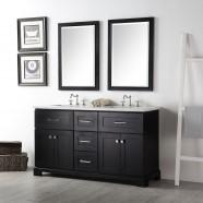 60 In. Bathroom Vanity Set without Mirror (DK-6660-E)