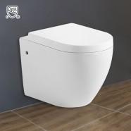Wall Hung Toilet Bowl - White (DK-ZBQ-11009C)