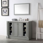 48 In. Bathroom Vanity Set Without Mirror (DK 6248 CG)