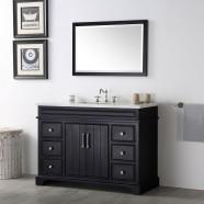 48 In. Bathroom Vanity Set without Mirror (DK-6748-E)