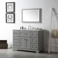 48 In. Bathroom Vanity Set without Mirror (DK-6648-CG)