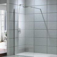 47 x 75 In. Walk-in Frameless Shower Door (DK-D201-120)