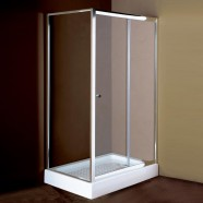 31 x 47 In. Shower Enclosure (DK-D108-80)