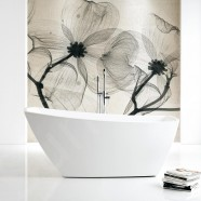 67 In White Acrylic Freestanding Bathtub (DK-SLDYG873)
