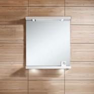 28 x 31 In. Bathroom Vanity Mirror and Lamp (DK-606800-M)