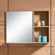 24 x 24 In. Bathroom Vanity Mirror (DK-675100-M)