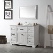 48 In. Bathroom Vanity Set (DK-6648-W-SET)