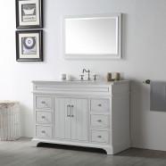 48 In. Bathroom Vanity Set (DK-6748-W-SET)