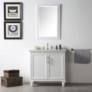 36 In. Bathroom Vanity Set (DK-6536-W-SET)