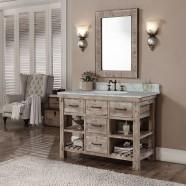 48 In. Freestanding Bathroom Vanity Set (DK-WK9348-SET)