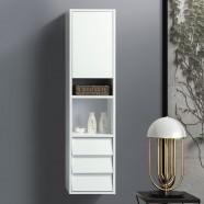 14 x 55 In. Wall Mount Linen Cabinet (VSW8003-S)