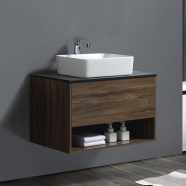 32 In. Wall Mount Vanity with Basin (AG8001W-V)