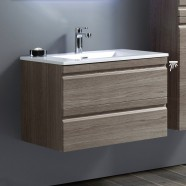 32 In. Wall Mount Vanity with Basin (ZRW8002-V)