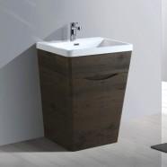 26 In. Bathroom Vanity with Basin (MY6501-V)