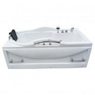 69 In Whirlpool Tub - Acrylic White (DK-Q314-3P)