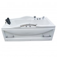 69 In Whirlpool Tub - Acrylic White (DK-Q314-3P)