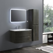 36 In. Wall Mount Vanity Set with Linen Cabinet and LED Mirror (ST-900-SET)