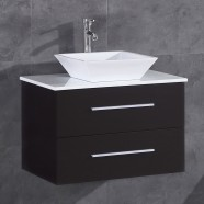 30 In. Plywood Vanity with Basin (DK-T9152A-V)