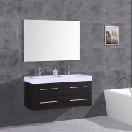 48 In. Plywood Vanity, Basin and Mirror (DK-T9018B-SET)