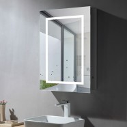 32 x 24 In LED Mirror Cabinet with Infrared Sensor (DK-NS169)