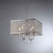 4-Light Crystal Chandelier (DK-SS004)