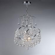 3-Light Modern Crystal Chandelier (DK-SS006)