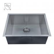 Stainless Steel Single Bowl Handmade Kitchen Sink (DK-SC-AS2217-R0)