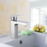 Basin&Sink Faucet - Brass with Chrome Finish (81H36-CHR-006)