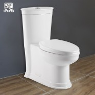 CUPC Dual Flush High Efficiency Water Saving One-piece Toilet (DK-ZBQ-12235)