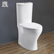 CUPC Dual Flush High Efficiency Water Saving One-piece Toilet (DK-ZBQ-12238)