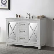 48 In. Bathroom Vanity (DK-6448-W)