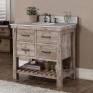36 In. Freestanding Bathroom Vanity (DK-WK9336)