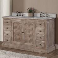 60 In. Freestanding Bathroom Vanity (DK-WK9260)