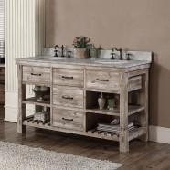 60 In. Freestanding Bathroom Vanity (DK-WK9360)