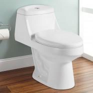 Dual Flush Siphonic One-piece Toilet (DK-ZBQ-12027)
