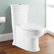 CUPC Dual Flush High Efficiency Water Saving One-piece Toilet (DK-ZBQ-12235)