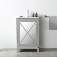 24 In. Freestanding Bathroom Vanity (DK-N524-CG)