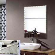 24 x 32 In Wall-mounted Rectangle Bathroom Mirror (DK-OD-B106)