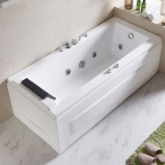 Decoraport 59 x 30 In Whirlpool Tub  (DK-Q351)