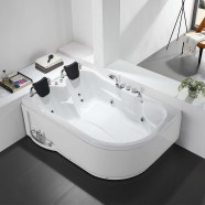 Decoraport 71 x 48 In Whirlpool Tub (DK-Q315-R)