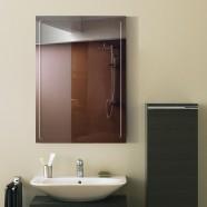 28 x 20 In. Wall-mounted Rectangle Bathroom Mirror (DK-OD-B048B)