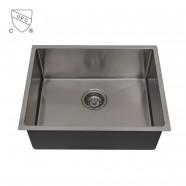 Stainless Steel Kitchen Sink, Single Bowl (AR2318-R10)