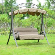 Patio Swing with Iron Frame (YZ-011)