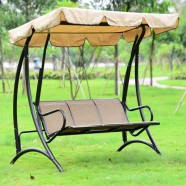 Three-Seat Patio Swing (YZ-015)