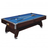 8-Foot Pool Table with Accessories (ZLB-P02)