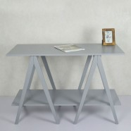 47.2''W Grey Console Table (JI3285)
